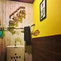 トイレ セルフリノベーション