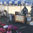 農業祭にて焼きそば販売のお手伝い。