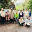 桐生川ダム清掃