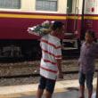 タイ国鉄 車内販売