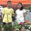 等々力花と緑の市民フェア盛況でした!
