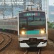 2018年9月1日  小田急 狛江  E233系マト19 47E