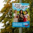 ドイツ総選挙 過激な難民政策を掲げるAfDが躍進