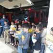 5月15日(火)4年生校外学習「消防署へ行こう」