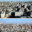 30分の東京上空俯瞰タイムを満喫しました。