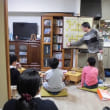 2月18日子供教室の風景