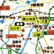 岩井氏と野田氏の家紋分布