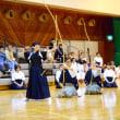 富士山の麓で武道演武会開催