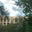 タラゴナ・ラスファレス「aqueducte de les ferreres」