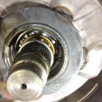 クボタ L3001DT うちわ3号機 修理 その3