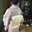31.3.2 出張着付は堺市美原区、お宮参りの訪問着の着付け依頼でした。