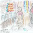 036東京都荒川区西尾久、子育て地蔵尊(最寄り:荒川遊園地前電停)