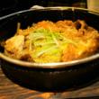 今日のソトめし、#すき焼き鍋