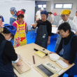 そば打ち教室開催 ~北海道電子機器(株)社内イベント~第2回