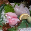 おじさん!透明感のある白身のお魚の名は・・・☆なかの家☆大阪市都島区♪