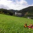 京都の日吉ダム