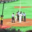 8/12(土) 福岡ドームで『ソフトバンク対日本ハム』を観戦