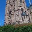 ストラスブルグ大聖堂のそばから市内クルーズ