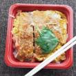 ミニカツ丼&カキフライ