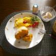 窯焼きパスコで朝ご飯(ボトルカバーGet♪)