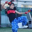 『メガロス大和キッズダンス』 町田夢舞生ッスイ祭  2017