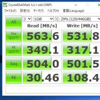 自作パソコン Core i7 6700K+AsRockH170 製作から1年経過 Fall Creators Updateを実施