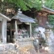 18 琴石山(545m:山口県柳井市)登山  金剛寺の境内に