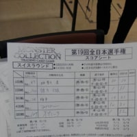 【対戦レポ】第19回全国大会