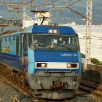 2018年9月14日 武蔵野線 西浦和 EH200-14 89レ