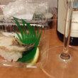 鰻の白焼きのお寿司とPfalzのRieslingとのマリアージュを堪能しました。