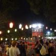 夏の夜祭り