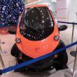 ラトブでの最新次世代自動車が展示・・・いわき