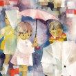 生誕100年 いわさきちひろ、絵描きです。 at 東京ステーションギャラリー