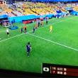 ワールドカップ2018、日本初戦!!!
