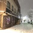 スタッフ達の雪景色 その1