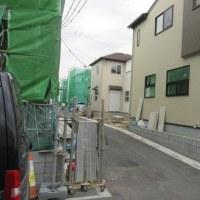魅力ある戸建て住宅の販売が盛ん