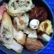 09/25、月曜日の弁当は・・・豚小間とシメジのピリ辛炒めっ!><
