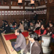 妙法寺住職が神前に南無妙法蓮華経と題目を唱える「20日題目」