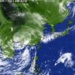 台風の雲と相場のチャ-ト・AI恐るべし