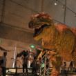 大挙して恐竜が現れる