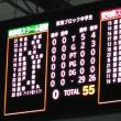 第三試合結果