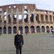 楽しかった旅の一コマ (140) ローマのコロッセオ