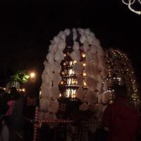 常円寺の月遅れのお会式