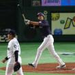 2018日米野球第2戦 稲葉JAPANが2ケタ得点の猛攻で2連勝!柳田が4打数4安打の固め打ち!
