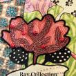 ビーズ刺繍とアリワーク 教室生徒の作品