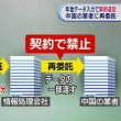 500万人分の個人情報が中国業者に 年金情報入力を再委託