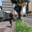 ジャッキー中年と夏の休日(神戸深江編①) running to west on my summer holidays