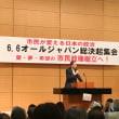 市民が変える日本の政治    6.6オールジャパン総決起集会に参加して(2)