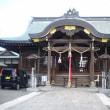 「神仏霊場巡り」海神社・海神社は神戸はJR垂水駅の直ぐ前にあっ