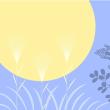 ~詩でつづる72候~霜降 初候      十三夜の月
